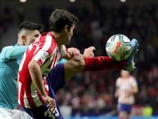 Avalan la llegada de Manu Sánchez al primer equipo del Atlético. EFE