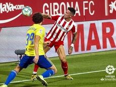 Marc Baró lo hizo bien en su debut. LaLiga
