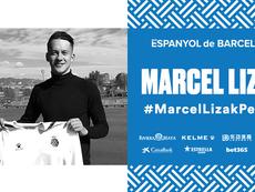 Lizak firmó con el Espanyol B hasta el final de la campaña. RCDEspanyol