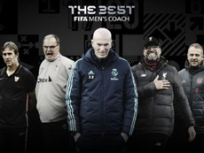 Bielsa gets FIFA Best nomination. FIFA