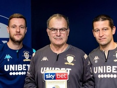 Marcelo Bielsa named Championship Manager of the Month. LeedsUnited