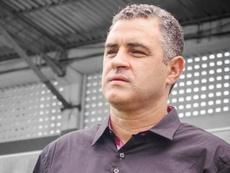 Marcelo Chamusca, novo treinador do Fortaleza. Twitter/Ceará/Arquivo