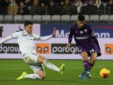Fiorentina, Genoa y Cremonese se metieron en octavos de final. Twitter/acffiorentina