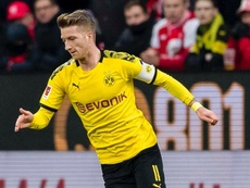 Reus vê o Borussia como campeão da Bundesliga. AFP
