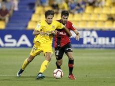 Salva Ruiz, al Deportivo. LaLiga
