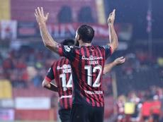 Alajuelense sigue sin rival y Saprissa cae al tercer puesto. Twitter/ldacr