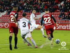 Mirandés y Sporting sumaron un punto tras empatar 0-0. LaLiga