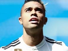 Mariano, perto do futebol turco. AFP