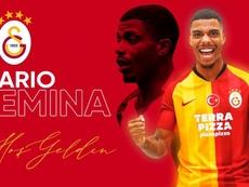Officiel : Lemina rejoint Galatasaray. EFE/EPA/Archivo