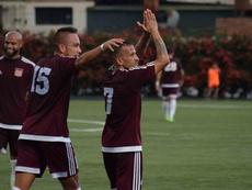 Carabobo venció a su rival por 1-0. EFE/EPA/Archivo