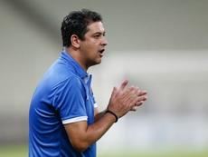 Marquinhos Santos, a Chapecoense. EFE
