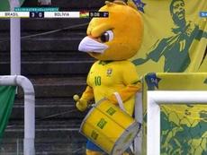 Por que o Canarinho Pistola revoltou torcida do Corinthians. Captura/Sportv