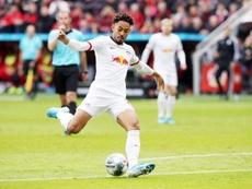 Bayer y RB Leipzig empatan y aprietan la Bundesliga. Twitter/RBLeipzig_EN