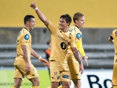 Normann made 42 appearances for Norwegian side FK Bodo/Glimt. Instagram