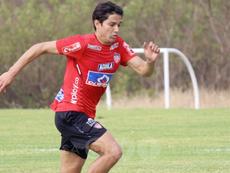 Matías Fernández llegó a Barranquilla como una estrella. Twitter/JuniorClubSA