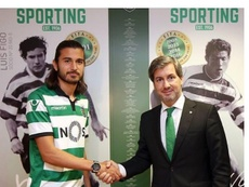 Mattheus Oliveira foi cedido ao Vitória de Guimarães. SCP