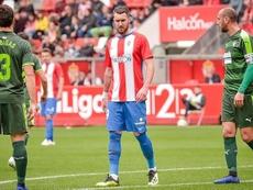 Peybernes volverá a vestir de rojiblanco, pero en el Almería. RealSporting