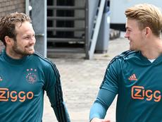 De Ligt was the notable absentee from the beginning of AJax's preseason. Ajax