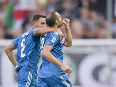 Nadie defiende su corona como Giorgio. JuventusFC
