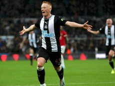 Newcastle veut prolonger Longstaff. Twitter/NUFC