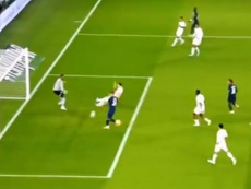 Le PSG ouvre le score grâce à l'inévitable Mauro Icardi. AFP