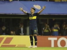 Zárate apunta a titular en Copa. BocaJuniors