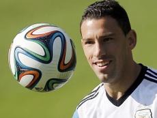 Maxi Rodríguez recordó el gol con el que eliminó a México en 2006. EFE/Archivo