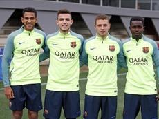 La nueva camada está en camino. FCBarcelona
