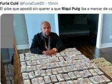 Los mejores memes del Elche-Barça. Twitter