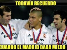 Cuando el Madrid daba miedo. Memedeportes