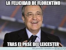 ¿Le tocará el Leicester al Real Madrid en la siguiente fase de Champions? MemeDeportes