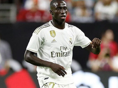 Mendy has been a safe bet for Madrid. EFE