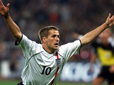 Michael Owen won the Balon d'Or in 2001 before his career gradually declined. AFP