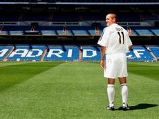Michael Owen fue parte del Madrid de los 'galácticos'. RealMadrid