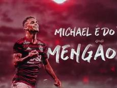 Flamengo ficha al recambio de Reinier. Flamengo