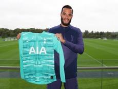 El Tottenham anuncia el regreso de Vorm. TottenhamHotspur