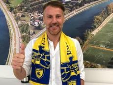 Marcolini deja de entrenar al Chievo. ChievoVerona