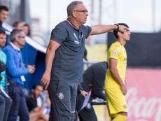 Miguel Álvarez analizó la eliminatoria ante el Melilla. VillarrealCF