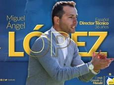 Delfín anunció la llegada de Miguel Ángel López y seis jugadores. Delfin