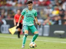 Miguel Gutiérrez fue vital por la conquista de la Youth League. RealMadrid