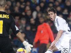 Palanca recordó su paso por el Madrid. RealMadrid