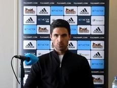 Arteta alabó la voluntad de Willian. Captura/AStv