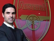 Arteta entrenará a algunos de sus ex. Twitter/Arsenal