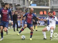 SD Huesca y Extremadura empataron. LaLiga
