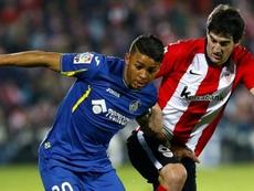San José deja el Athletic junto a Beñat. EFE