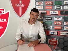 El Monza ficha al máximo goleador de Croacia. ACMonza