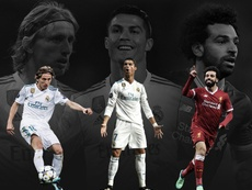 Modric, Ronaldo and Salah nominated for the prestigious award. UEFA