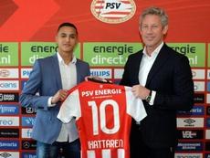 Ihattaren gusta al Barcelona. PSV