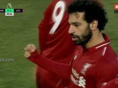 Mohamed Salah. ESPN2