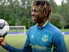 Moise Kean será multado. Everton